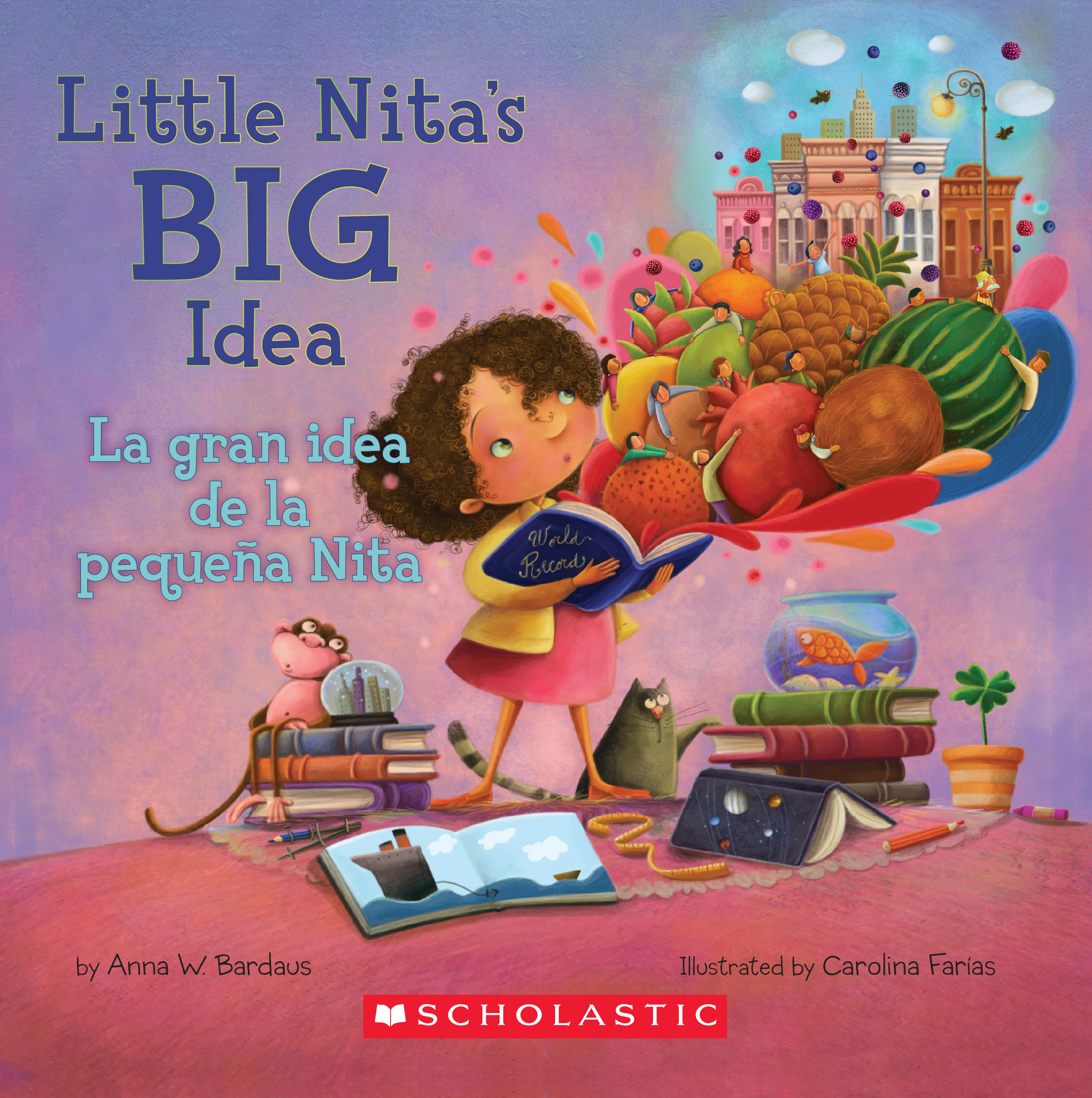 Little Nita's Big Idea